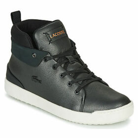 Lacoste  EXPLORATEUR CLASSIC 319 2 CFA  women's Shoes (High-top Trainers) in Black