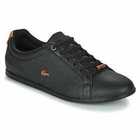 Lacoste  REY LACE 319 2 CFA  women's Shoes (Trainers) in Black