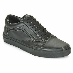 Vans  OLD SKOOL  women's Shoes (Trainers) in Black