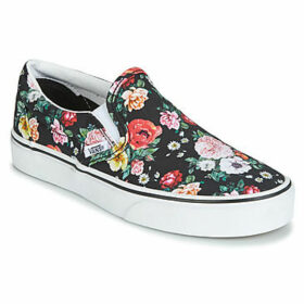 Vans  CLASSIC SLIP-ON  women's Slip-ons (Shoes) in Multicolour