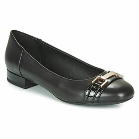 Geox  D WISTREY  women's Shoes (Pumps / Ballerinas) in Black