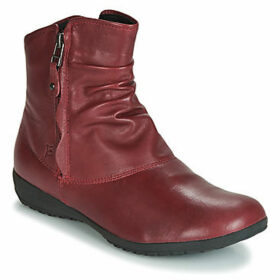 Josef Seibel  NALY 24  women's Mid Boots in Red