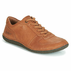 Kickers  HOME  women's Casual Shoes in Brown
