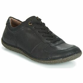 Kickers  HOME  women's Casual Shoes in Black