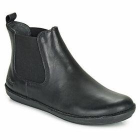 Kickers  FANTIN  women's Mid Boots in Black