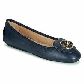 MICHAEL Michael Kors  LILLIE MOC  women's Shoes (Pumps / Ballerinas) in Blue