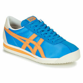 Onitsuka Tiger  TIGER CORSAIR  women's Shoes (Trainers) in Blue