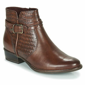 Tamaris  MARLY  women's Mid Boots in Brown