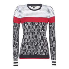 Desigual  LOS ANGELES  women's Sweater in Multicolour