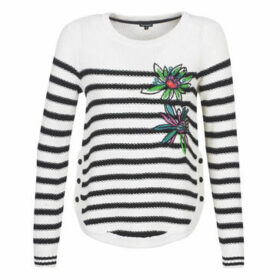 Desigual  BALTIMORE  women's Sweater in Multicolour