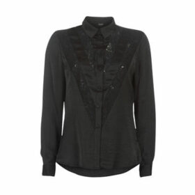 Guess  NIRA  women's Shirt in Black