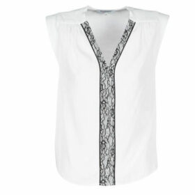 Morgan  OTOPIA  women's Blouse in White