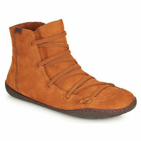 Camper  PEU CAMI  women's Mid Boots in Brown