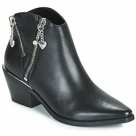 Guess  NEDIVA  women's Low Ankle Boots in Black