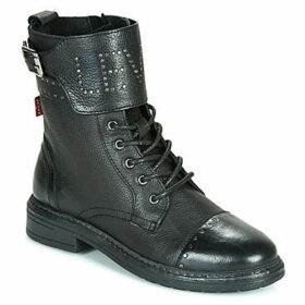 Levis  SLY STUDS  women's Mid Boots in Black