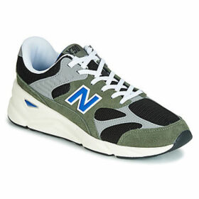 New Balance  X90  women's Shoes (Trainers) in Green