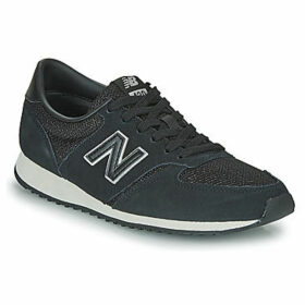 New Balance  420  women's Shoes (Trainers) in Black