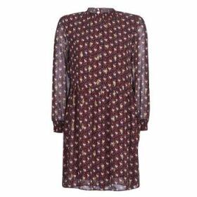 Betty London  LILY  women's Dress in Bordeaux