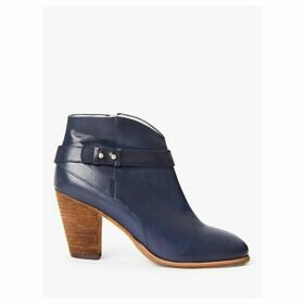 Boden Stratford Leather Heeled Ankle Boots