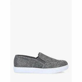 Carvela Jamm Slip On Embellished Trainers