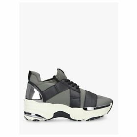 Carvela Lauryn Lace Up Flatform Trainers