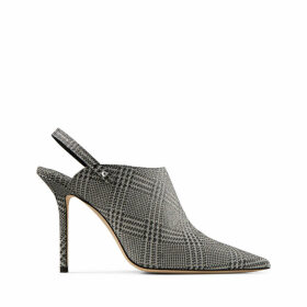 LEXX 100 Silver Prince of Stars Mules