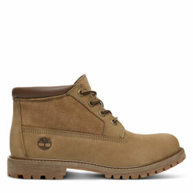 Timberland Nellie Chukka For Women In Beige Taupe, Size 9
