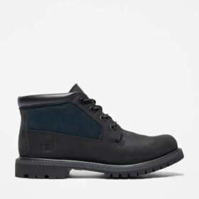Timberland Nellie Chukka For Women In Black Black, Size 9