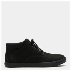 Timberland Dausette Low Chukka In Black Black Women, Size 7