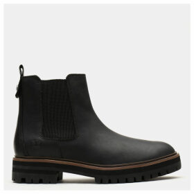 Timberland London Square Chelsea For Women In Black Black, Size 8