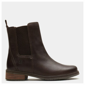 Timberland Mont Chevalier Chelsea For Women In Dark Brown Dark Brown, Size 8