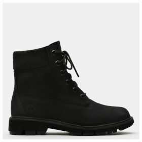 Timberland Lucia Way 6 Inch Boot For Women In Black Black, Size 7