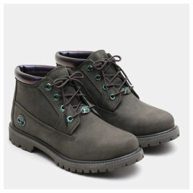 Timberland Nellie Iridescent Chukka For Women In Dark Green Dark Green, Size 9
