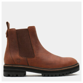 Timberland London Square Chelsea For Women In Brown Brown, Size 8