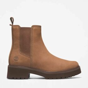 Timberland Bluebell Lane Chelsea Boot For Women In Brown Brown, Size 9