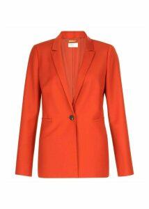 Nadia Jacket Burnt Orange