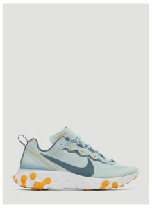 Nike React Element 87 Sneakers in Blue size US - 09