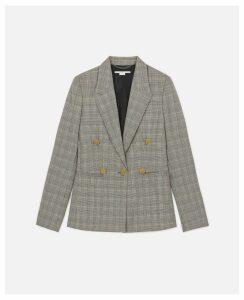 Stella McCartney Black Beaufort Jacket, Women's, Size 12
