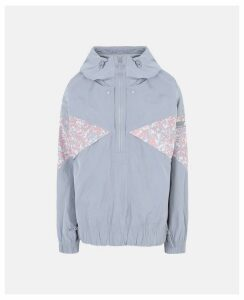 Stella McCartney GREY Grey Light Jacket, Women's, Size L
