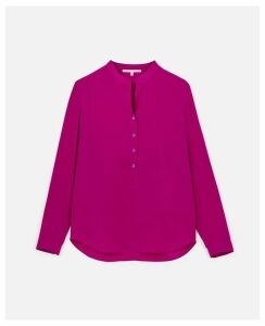 Stella McCartney Purple Eva Shirt, Women's, Size 12