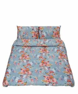 Delphine Cotton Sateen Super-King Duvet Cover Set