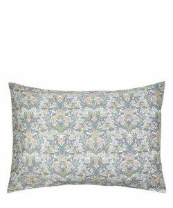 Sea Grass Cotton Sateen Single Pillowcase