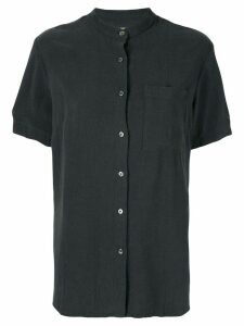 Venroy Grandad Collar shirt - Blue