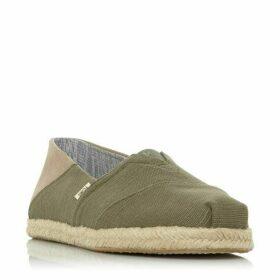 Dune Seasonal Crush Slipon Espadrille Shoes