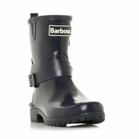 Barbour Lifestyle Biker Bkl Wellington Boots
