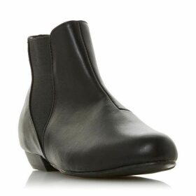 Dune Polina Round Toe Ankle Boots