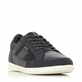 Dune Byson Mesh Combo Lace Up Trainers
