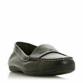 Dune Grover Saddle Detail Loafers