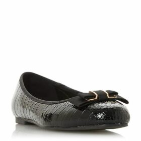 Dune Hyria Round Toe Ballerina Shoes