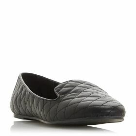 Dune Hazen Quilted Loafers